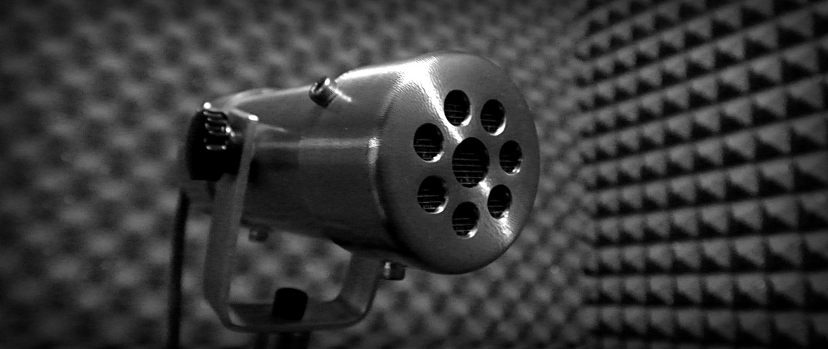 Microphone Recording Studio Wales